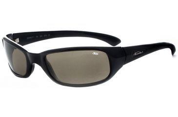 Bolle Sidney Sungles Shiny Black Frame Tns Lenses 1791001070