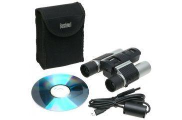 Bushnell 10x25 Imageview Digital Binoculars Camera 111025 Bushnell
