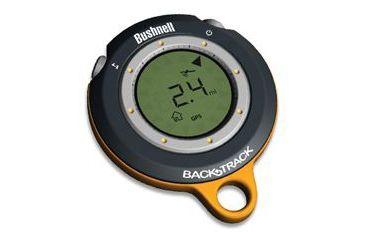 Bushnell Backtrack Personal Locator 360050 GPS, Gray/Orange - US Version - Factory DEMO