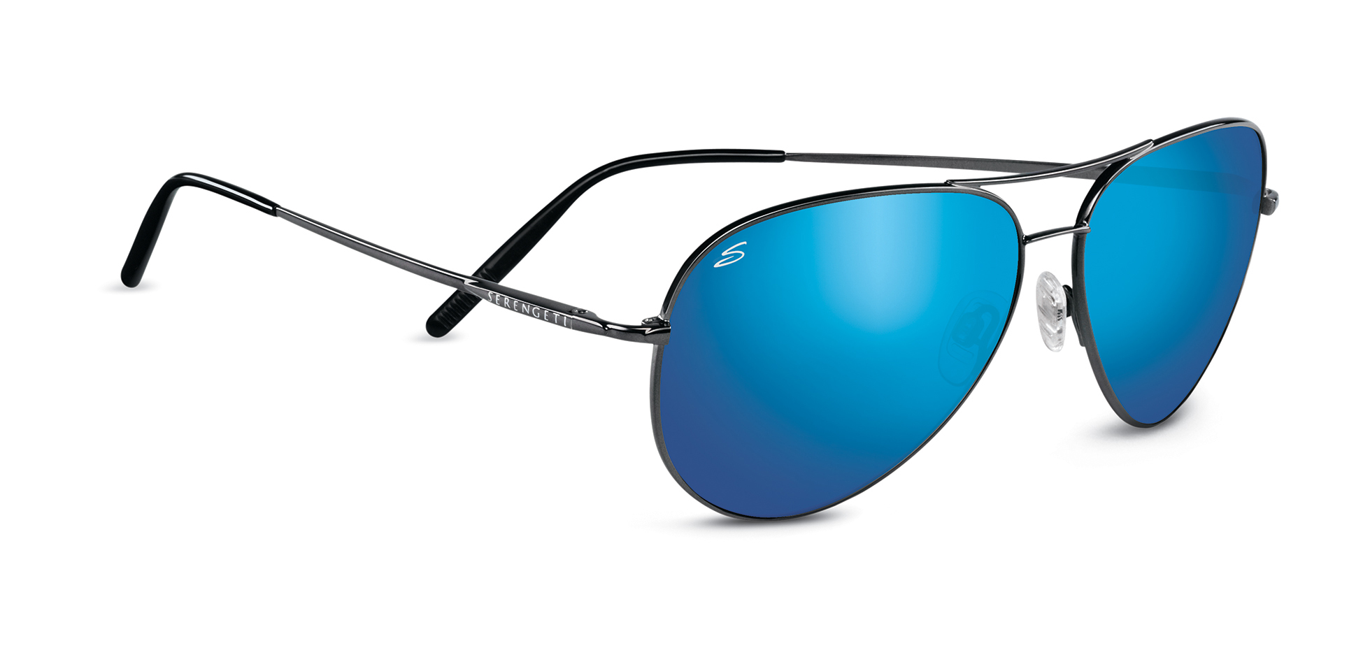 d7a5a0238b Serengeti Aviator Sunglasses FREE S H 6826